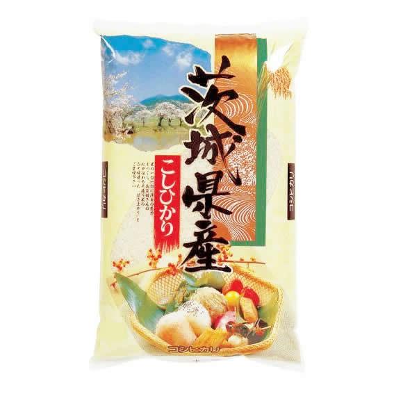 令和3年産 茨城県産 コシヒカリ 10kg 白米 (玄米/無洗米 選べます。)新米 コシヒカリ 新米 10kg