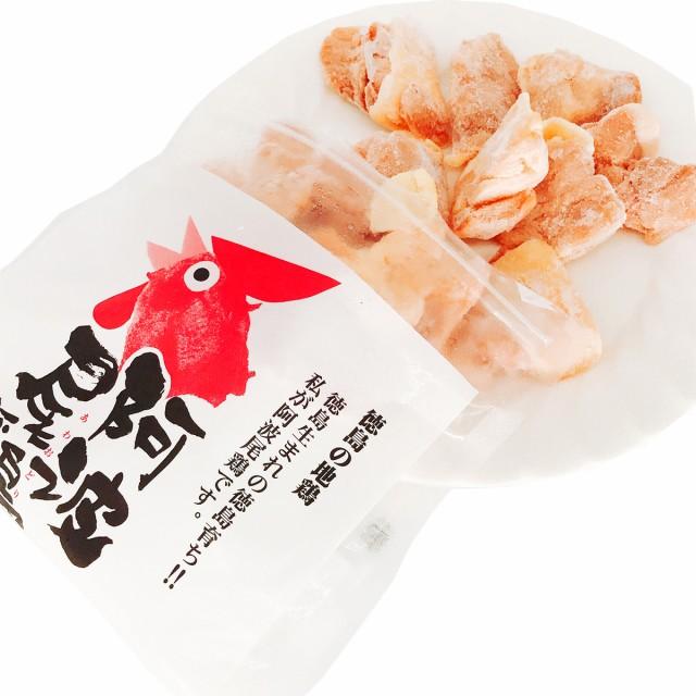 阿波尾鶏 モモ切身 地鶏鍋、唐揚げ、筑前煮用 冷凍品