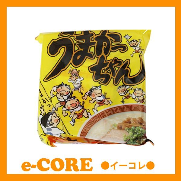 うまかっちゃん 1食 九州の味ラーメン 即席とんこつラーメン