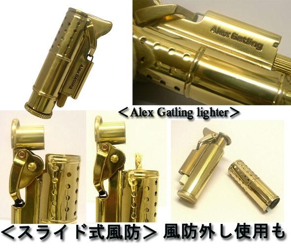 送料300円〜2021年新色登場 新品 珍品1930年IMCO 2200系 レプリカ フリント式オイルライター(Alex Gatling Lighter)真鍮(ブラスポリッシ