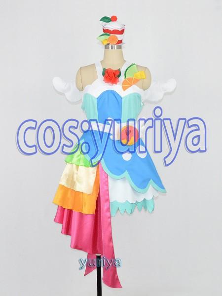 キラキラ プリキュアアラモード キュアパルフェ コスプレ衣装