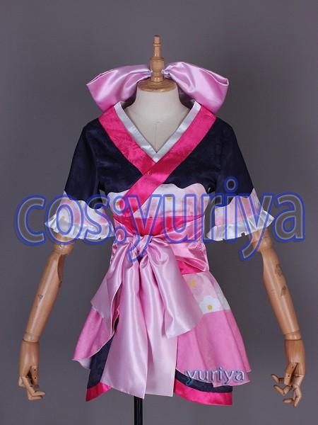 ラブライブ! サンシャイン!! MY舞TONIGHT 桜内梨子 コスプレ衣装