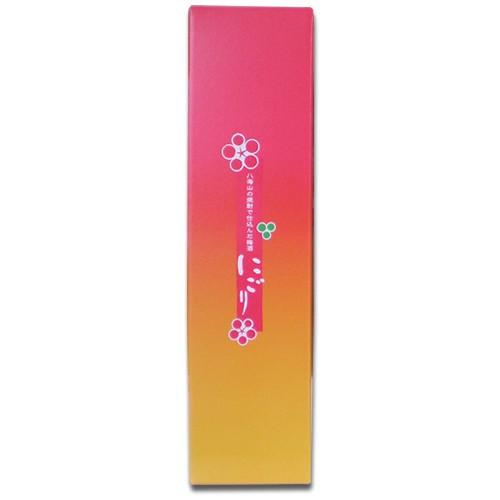化粧箱 (八海山の焼酎で仕込んだ梅酒にごり専用720ml 1本入り用)