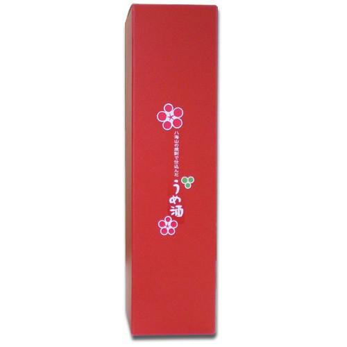 化粧箱 (八海山の焼酎で仕込んだ梅酒専用720ml 1本入り用)
