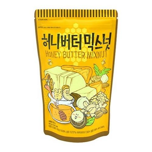 ハニーバターミックスナッツ 220g★韓国食品/韓国お菓子/お菓子/HONEY/BUTTER/ALMOND