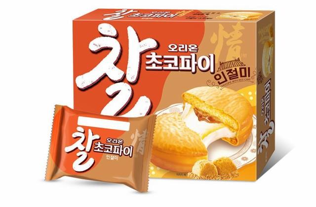 ORION【】(12個入)/韓国お菓子/チョコレート