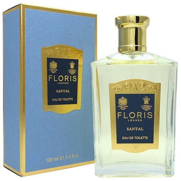 フローリス FLORIS サンタル EDT SP 100ml【送料無料】SANTAL【香水】【メンズ】【父の日 ギフト】