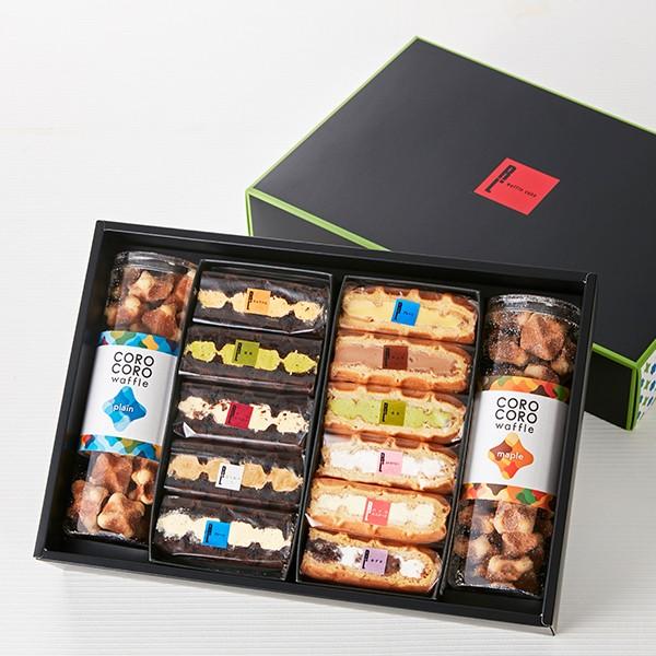 R.L ワッフル ケーキ スイーツ セット 【 送料無料 】 お取り寄せ スイーツ 神戸 ギフト 洋菓子 焼き菓子 詰合せ のし対応可