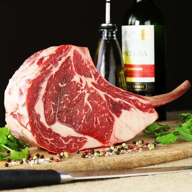 USDAチョイス トマホークステーキ 1kg