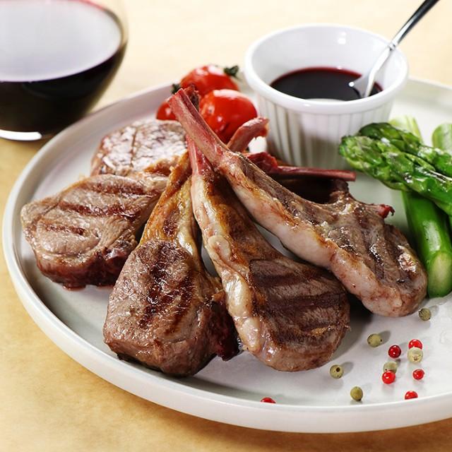 ラム肉 ラムチョップ 5本入り ニュージーランド産 WAKANUIスプリングラム ラム肉 羊 骨付き肉 BBQ 仔羊