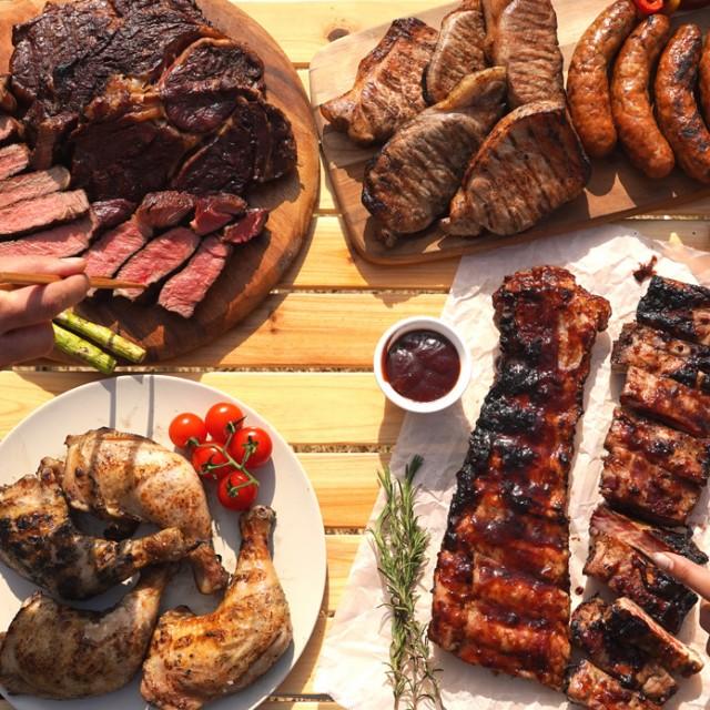 【送料無料】バーベキューセットB 合計5kg!究極のバーベキュー肉
