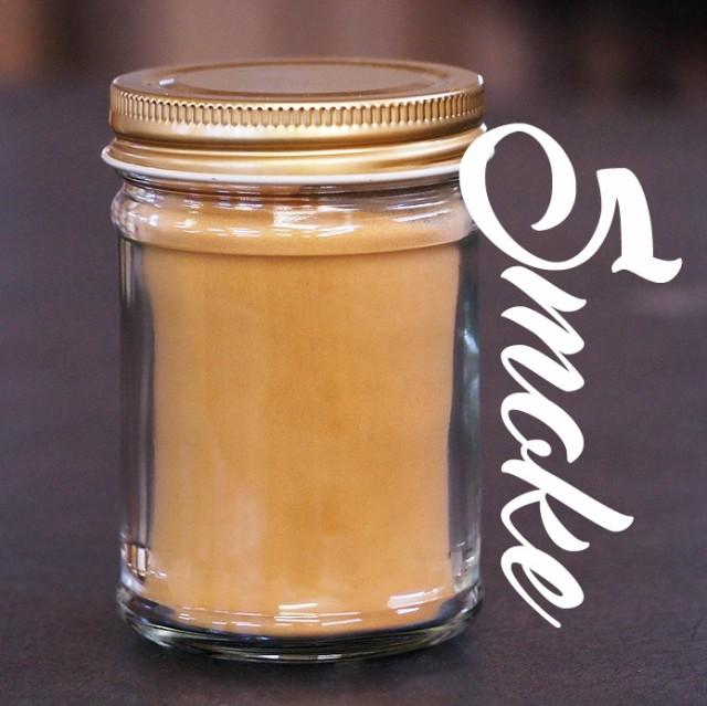 ヒッコリーの天然スモークパウダー(くん液) 瓶詰