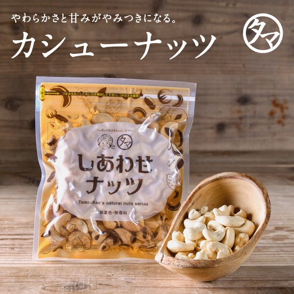 素焼きカシューナッツ 100g(無添加 無塩 ロースト 素焼き) お試し