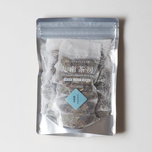 ウエルネス健康茶 [ティーパック](5g×15包)ハーブ 送料無料