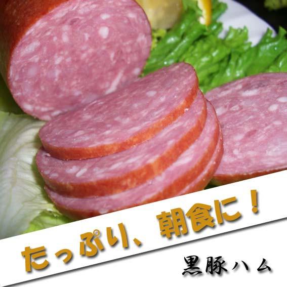 霧島黒豚荒挽きソーセージ(2) 400g