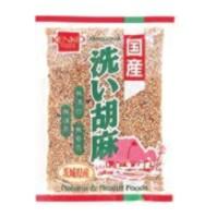 杉食 健康フーズ 国産 洗い胡麻 【 白 】 60g 【取り寄せ商品】 - 定形外送料無料 -