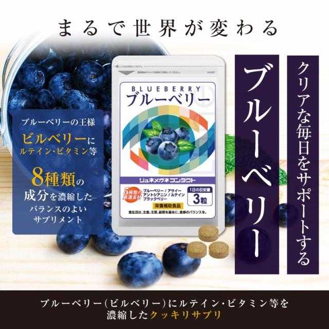 ブルーベリー ・ ルテイン ・ ビタミンB12.B1.B6配合。(90粒入/1袋 約1ヵ月分) 新聞・読書がお好きな方に。パソコンやスマホの使用が多い