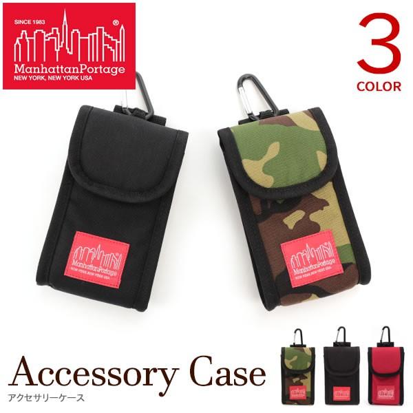 Manhattan Portage マンハッタンポーテージ ポーチ アクセサリーケース 小物入れ カジュアル メンズ レディース MP1025L Accessory Case