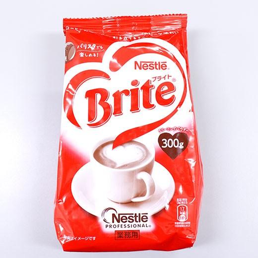 【澤井珈琲】コーヒー専門店のクリーミングパウダー 300g入Nestle Brite(クリーミーパウダー/粉/業務用/ネスレ ブライト)