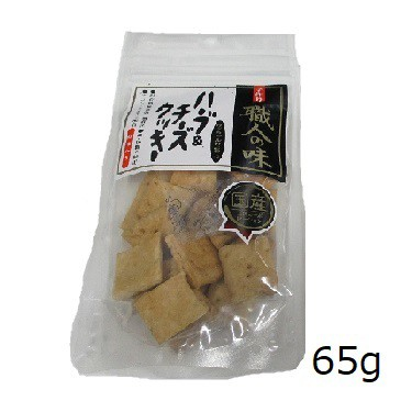 三矢コーポレーション 職人の味クッキーシリーズ 犬用 ハーブ チーズクッキー 65g