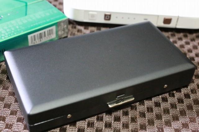 【PEARL】シガレットケース iQOS (アイコス)ヒートスティック専用 26本 マッドブラック 黒色 アイコスケース 人気 プレゼント