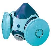 【興研】 取替え式 防塵マスク 1021R-06 (RL2) 【粉塵/作業用/医療用】【防じんマスク】