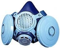 【興研】 取替え式 防塵マスク 1091D-03 (RL2) 【粉塵/作業用/医療用】【防じんマスク】
