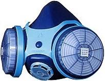 【興研】 取替え式 防塵マスク 1181RC-02 (RL2) 【粉塵/作業用/医療用】【防じんマスク】