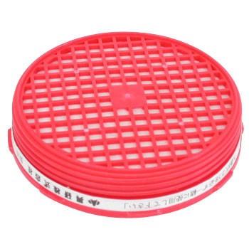 【興研】 防塵マスク用 交換 6061G用ろ過材セット(6061G用) (2個/1組) 【粉塵/作業用/医療用】