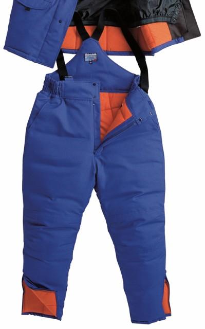 【サンエス】 冷凍倉庫用 防寒パンツ ST8005 【防寒着・作業服・防寒対策】 【-60度の冷凍庫でも使用可能な防寒パンツ】