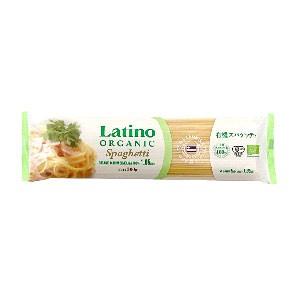 Latino Organic ラティーノ オーガニック 有機ブロンズスパゲッティ 500g×48袋[賞味期限:4ヶ月以上][送料無料]【7月30日出荷開始】