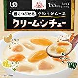 介護食 エバースマイル クリームシチュー 6個セット ムース食 レトルト おかず 洋食