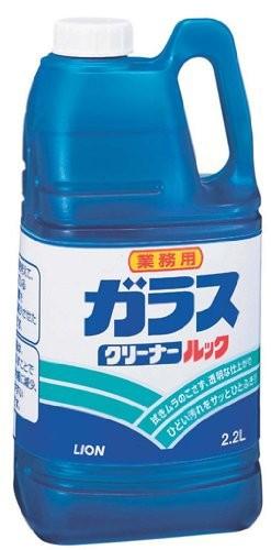 液体ガラスクリーナールック 2.2L 業務用 【ガラス】【クリーナー】