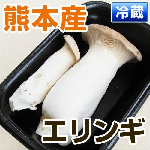 九州産 ・熊本産 エリンギ 1パック(約100g) 【 野菜セット と同梱で送料無料 】【 九州 野菜 えりんぎ きのこ キノコ 】