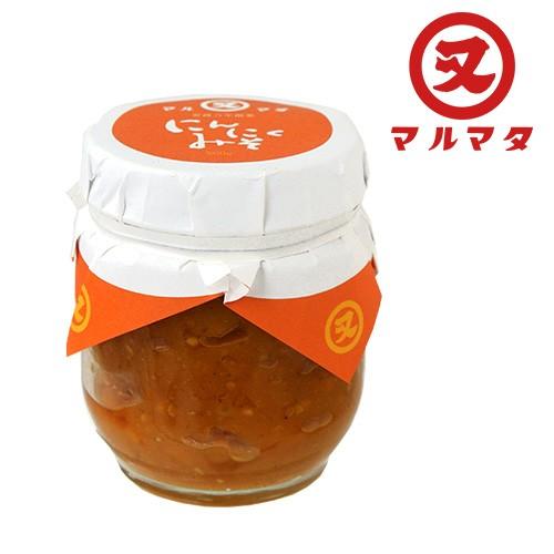 5%還元 【●お取り寄せ】大分県産 にんにくみそ 200g おかず味噌 九州醤油 マルマタ醤油