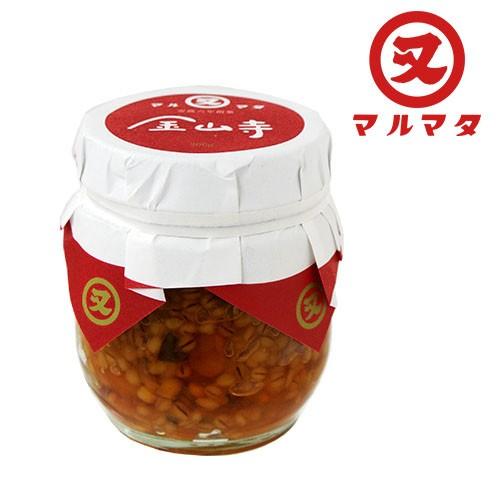 5%還元 【●お取り寄せ】大分県産 金山寺みそ 200g おかず味噌 なめ味噌 九州醤油 マルマタ醤油