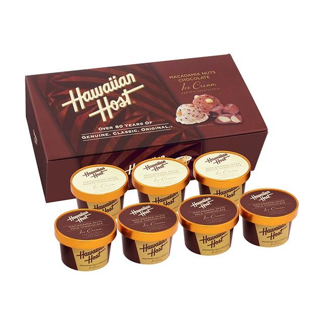 ハワイアンホースト マカデミアナッツチョコアイス アイス