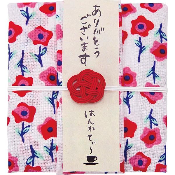はんかてぃ〜 THT-111 < 赤い小花(アップルティー) > [ 紅茶 ティーバッグ ギフト セット ]I__200064a118