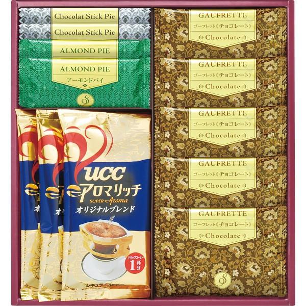 [ 47%OFF ] ドリップコーヒー詰合せ US-15F [焼き菓子 洋菓子 ドリップコーヒー 詰合せ ギフト セット]S__207631a078