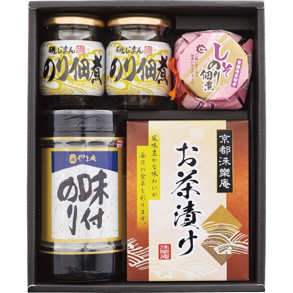 [ 47%OFF ] 磯じまん&やま磯 珍味詰合せ IYT-20C [佃煮 海苔 お茶漬け 詰合せ ギフト セット]S__207663a018