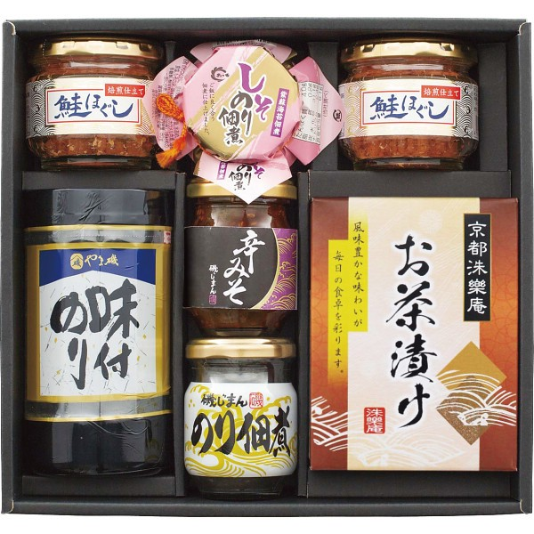 [ 47%OFF ] 磯じまん&やま磯 珍味詰合せ IYT-30C [佃煮 海苔 お茶漬け 詰合せ ギフト セット]S__207663a034