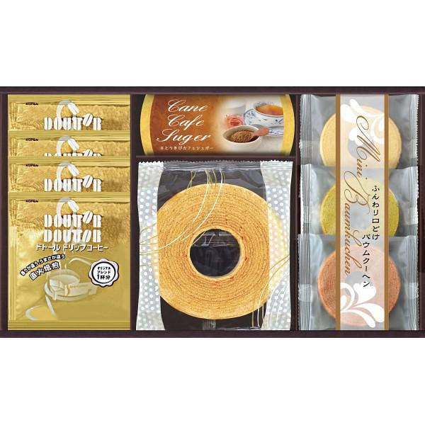 [ 47%OFF ] ドトールコーヒー&スイーツバラエティ FADH-BE [焼き菓子 洋菓子ドリップコーヒー 詰合せ ギフト セット]S__207623