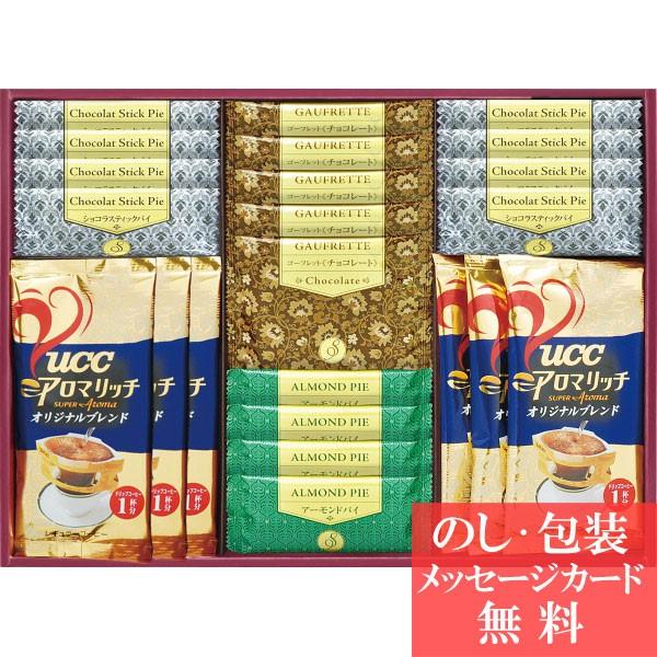 [ 46%OFF ] ドリップコーヒー 詰合せ US-30F [ 珈琲 COFFEE 焼き菓子 詰合せ ギフト セット ] 結婚 出産 内祝い お礼 快気 法事