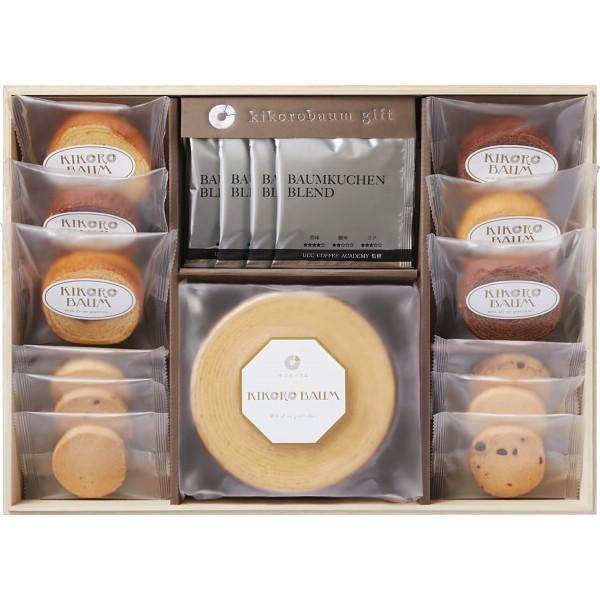 お中元 特価 キコロバウムギフト KIKO-30 [ クッキー 焼き菓子 洋菓子 ドリップコーヒー 詰合せ ギフト セット ] C__201056a020