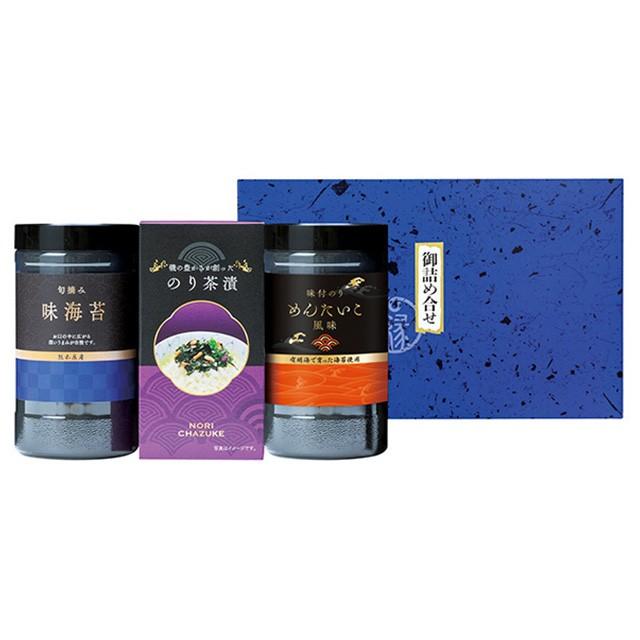[ 46%OFF ] 味付海苔 お茶漬詰合せ LI-15A [ 味付け海苔 お茶漬け 詰合せ ギフト セット ]tri-T154-021