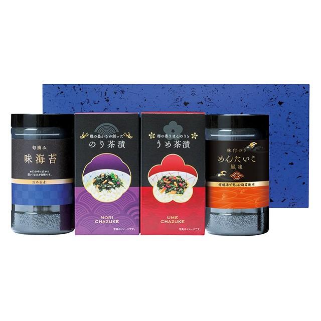 [47%OFF] 味付海苔 お茶漬詰合せ LI-20A [海苔 のり お茶漬け 詰合せ ギフト セット]__tri-S163-030