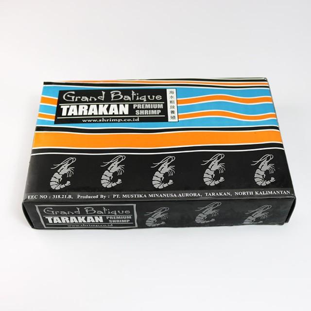 ( えび エビ 海老 ) 無頭エビ 16-20 ブラックタイガー 1.8kg 冷凍便 送料無料