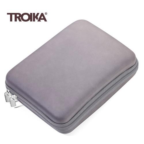 TROIKA(トロイカ) トラベルケース、グレイ (ビジネスバック 旅行鞄 旅行かばん ポーチ)