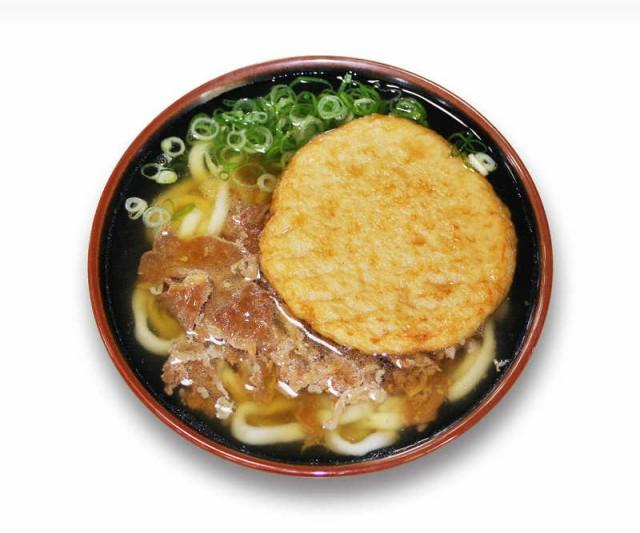肉・丸天うどん(スープ付)10人前【立花うどん】【九州うどんランキング1位受賞】