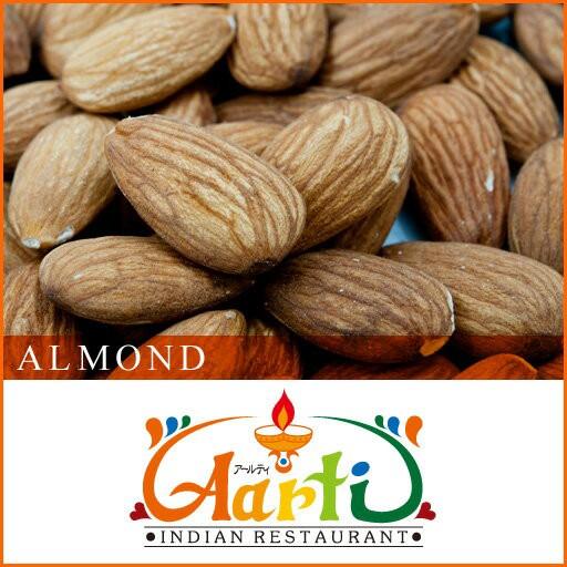 生アーモンド 100%カリフォルニア産 10kg 無塩・ 送料無料  (1kg×10) 常温便 原型 生